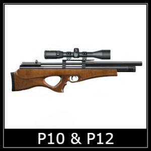 Kandar P10 P12 Air Rifle Spare Parts