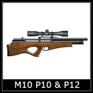 spa M10 P10 P12 Air Rifle Spare Parts