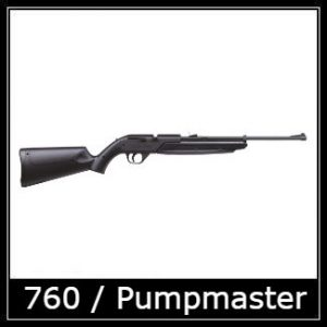 Crosman 760 Pumpmaster Airgun Spare Parts
