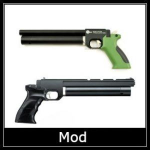 Stinger Mod PCP Air Pistol Spare Parts