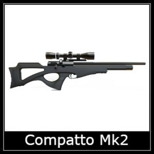 Brocock Compatto MK2 Air Rifle Spare Parts