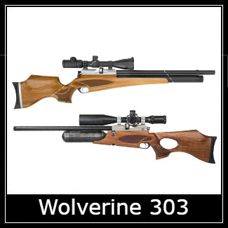 Daystate Wolverine 303 and HP Spare Parts