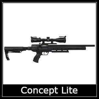 Brocock Concept Lite Air rifle Spare Parts