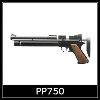Artemis PP750 Air Pistol Spare Parts