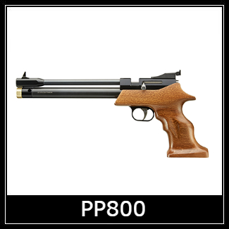 SPA PP800 Air Pistol Spare Parts
