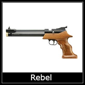 SPA Rebel Air Pistol Spare Parts