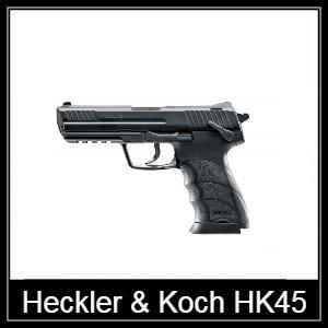 Umarex H&K air pistol Spare Parts