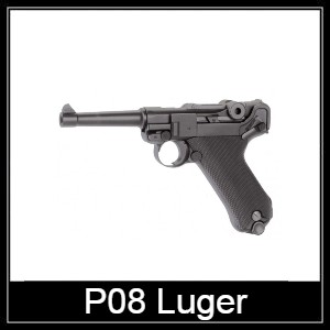 kwc air pistol Spare Parts