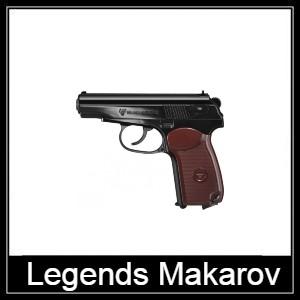 Umarex UX Legends air pistol Spare Parts