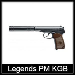 Umarex Legends KGB air pistol Spare Parts