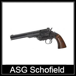 ASG Schofield Airgun Spare Parts