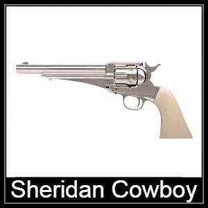 Crosman Sheridan Cowboy air pistol Spare Parts