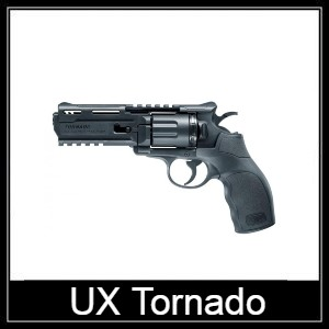 Umarex UX Tornado air pistol Spare Parts