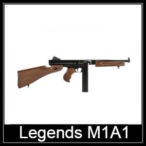 Umarex Legends M1A1 air pistol Spare Parts