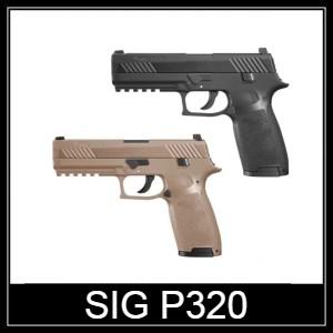 Sig Airguns Spare Parts