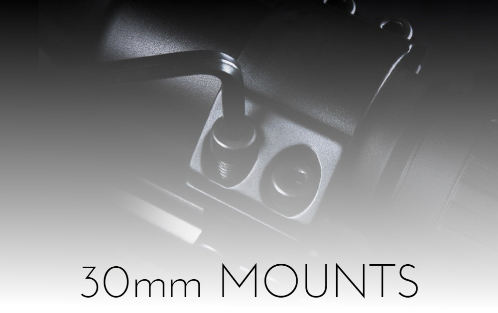 30mm mounts