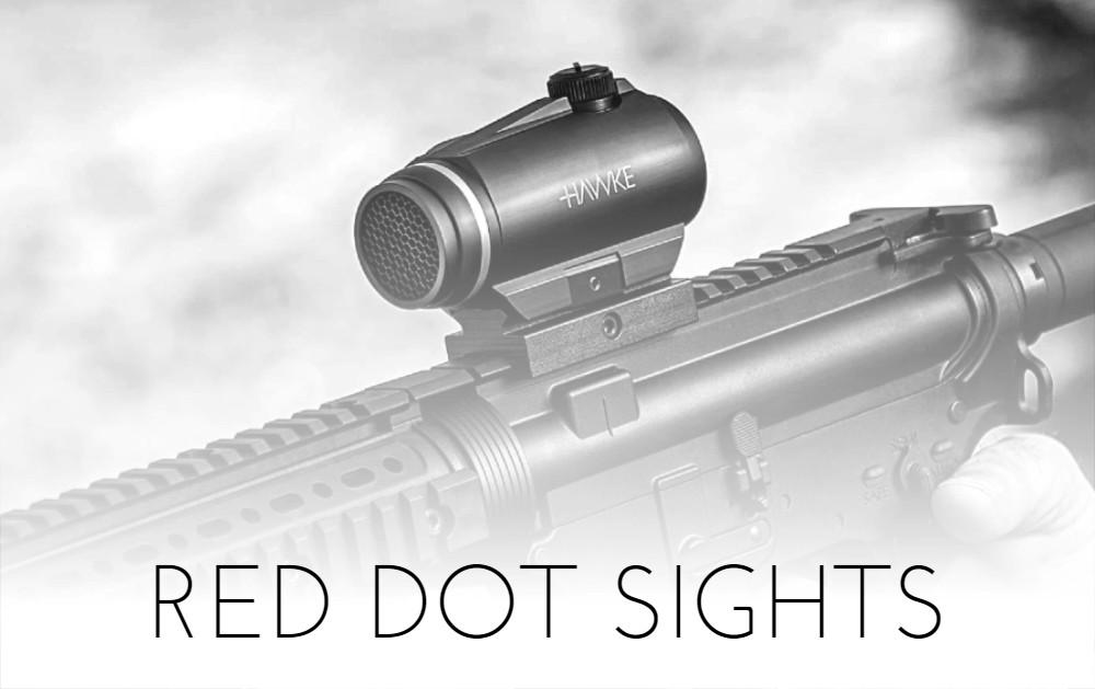 Hawke Red Dot Sights