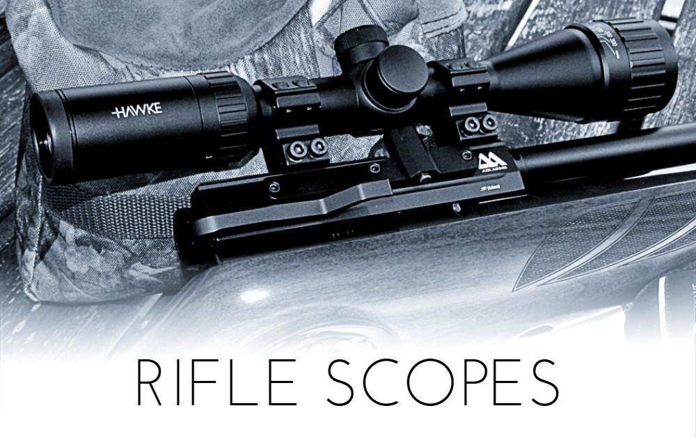 Hawke Rifle Scopes